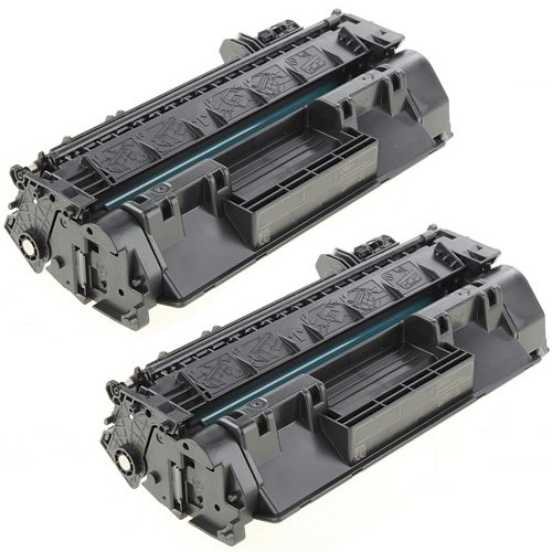HP CF280XD/ HP 80XD Compatible Toner Cartridge (2 pack)