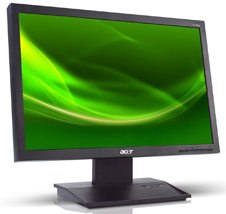 "Acer V193W EJbm 482.6 mm (19 "") 5 ms 250 cd/m² 0.56 W 16.5 W 442 mm"