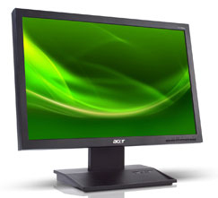 "Acer V243H AJbd 609.6 mm (24 "") 2 ms 300 cd/m² 1.2 W 32.5 W 566 mm"